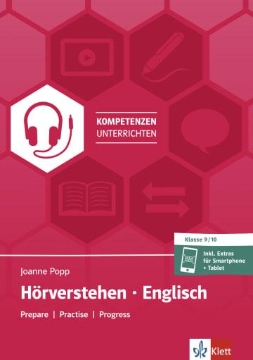 Cover Hörverstehen Englisch Klasse 9 und 10 978-3-12-506643-4 Englisch