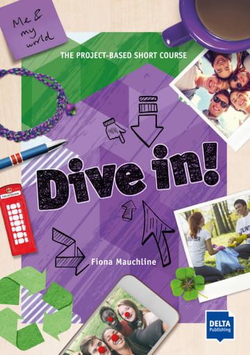 Cover Dive in! Me and my world 978-3-12-501303-2 Englisch