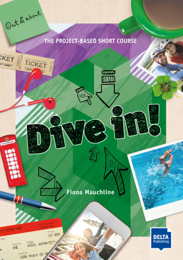 Cover Dive in! Out and about 978-3-12-501304-9 Englisch