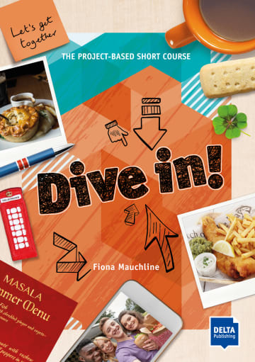 Cover Dive in! Let's get together 978-3-12-501306-3 Englisch