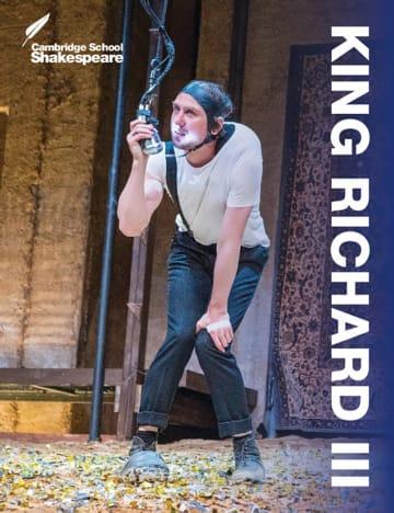 Cover Richard III 978-3-12-576485-9 William Shakespeare Englisch