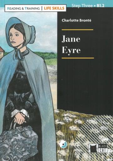 Cover Jane Eyre 978-3-12-500117-6 Englisch