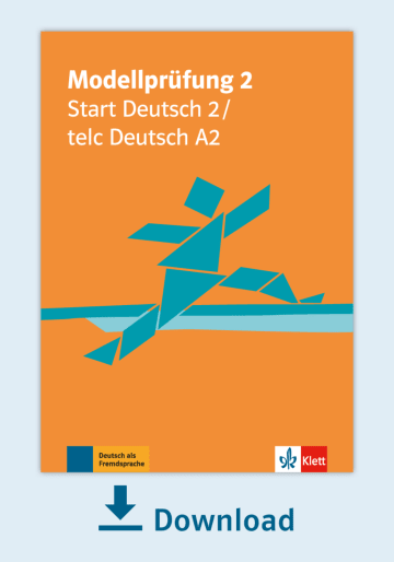 Modellprufung 2 Telc Deutsch A2 Start Deutsch 2 Pdf Mit Audio Dateien Klett Sprachen