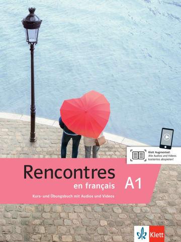 Cover Rencontres en français A1 978-3-12-529642-8 Französisch