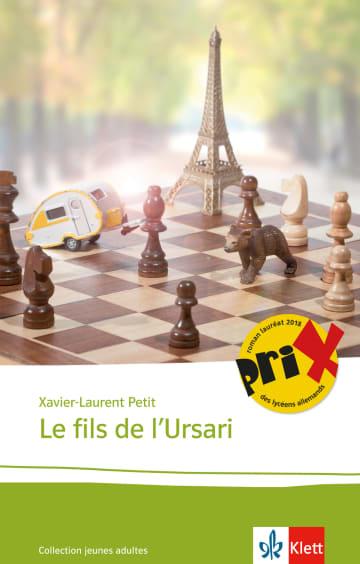 Cover Le fils de l'Ursari 978-3-12-592356-0 Christophe Losfeld, Xavier-Laurent Petit Französisch