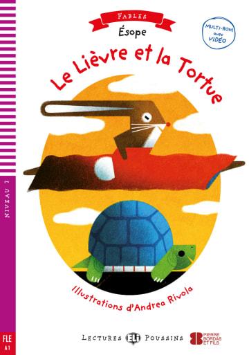 Cover LeLièvreet laTortue 978-3-12-515180-2 Jean de La Fontaine Französisch