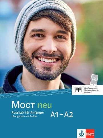 Cover MOCT neu A1-A2 978-3-12-527649-9 Russisch