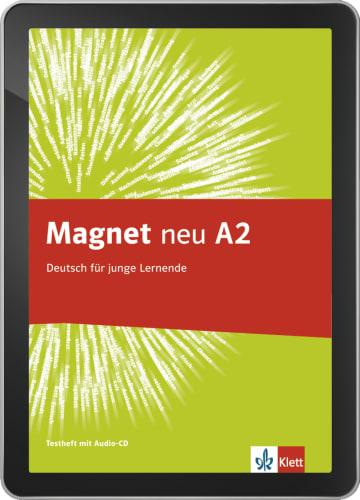 Cover Magnet neu A2 - Digitale Ausgabe ohne LMS NP00867607401 Deutsch als Fremdsprache (DaF)