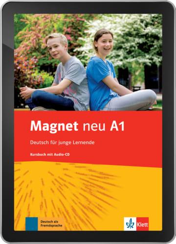 Cover Magnet neu A1 - Digitale Ausgabe ohne LMS NP00867611201 Deutsch als Fremdsprache (DaF)
