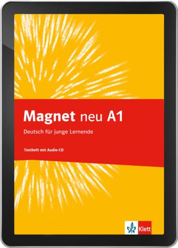 Cover Magnet neu A1 - Digitale Ausgabe ohne LMS NP00867611401 Deutsch als Fremdsprache (DaF)