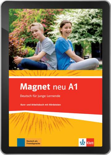 Cover Magnet neu A1 - Digitale Ausgabe ohne LMS NP00867611501 Deutsch als Fremdsprache (DaF)