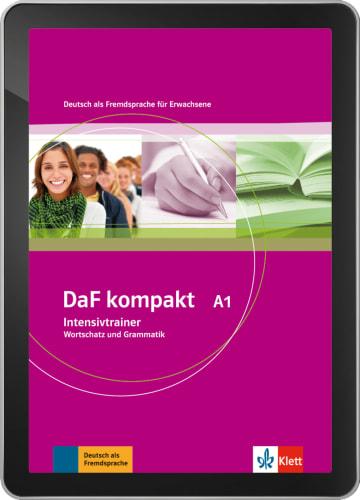 Cover DaF kompakt A1 NP00867619401 Deutsch als Fremdsprache (DaF)