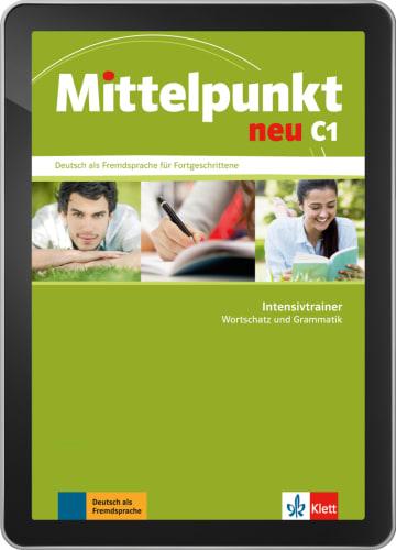 Cover Mittelpunkt neu C1 - Digitale Ausgabe ohne LMS NP00867667401 Deutsch als Fremdsprache (DaF)