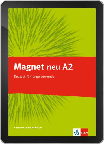 Cover Magnet neu A2 - Digitale Ausgabe ohne LMS NP00867607301 Deutsch als Fremdsprache (DaF)