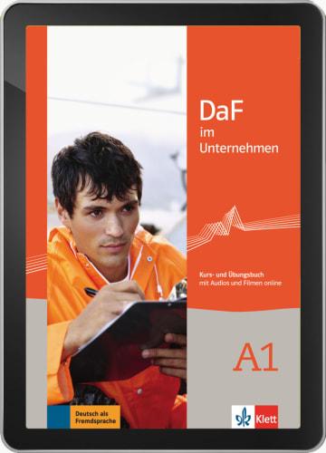 Cover DaF im Unternehmen A1 NP00867644401 Deutsch als Fremdsprache (DaF)