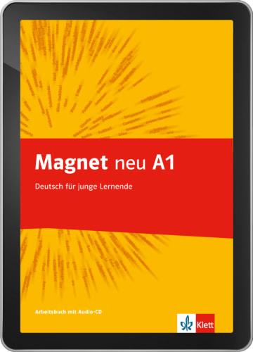 Cover Magnet neu A1 - Digitale Ausgabe ohne LMS NP00867611301 Deutsch als Fremdsprache (DaF)