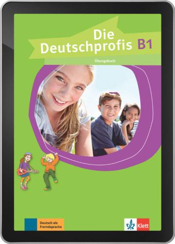 Cover Die Deutschprofis B1 NP00867650501 Deutsch als Fremdsprache (DaF)