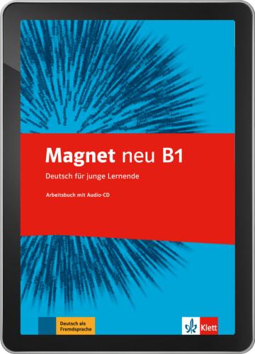 Cover Magnet neu B1 - Digitale Ausgabe ohne LMS NP00867607701 Deutsch als Fremdsprache (DaF)