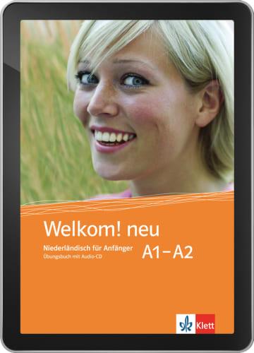 Cover Welkom! Neu A1 - A2 - Digitale Ausgabe ohne LMS NP00852899701 Niederländisch
