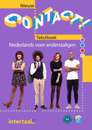 Cover Contact! nieuw 1 (A1) 978-3-12-528751-8 Niederländisch
