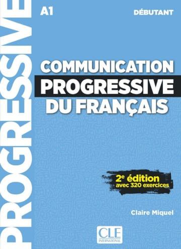 Cover Communication progressive du français 978-3-12-530016-3 Französisch