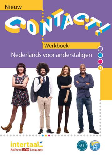 Cover Contact! nieuw 1 (A1) 978-3-12-528752-5 Niederländisch