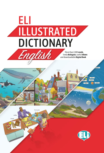 Cover ELI Illustrated Dictionary English 978-3-12-515182-6 Englisch