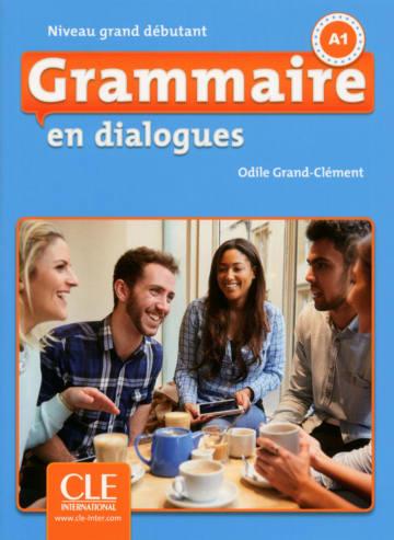 Cover Grammaire en dialogues 978-3-12-530024-8 Französisch