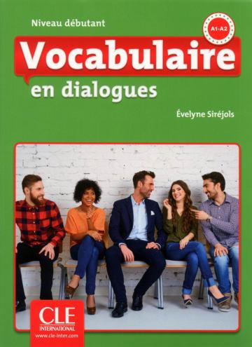 Cover Vocabulaire en dialogues 978-3-12-530025-5 Französisch