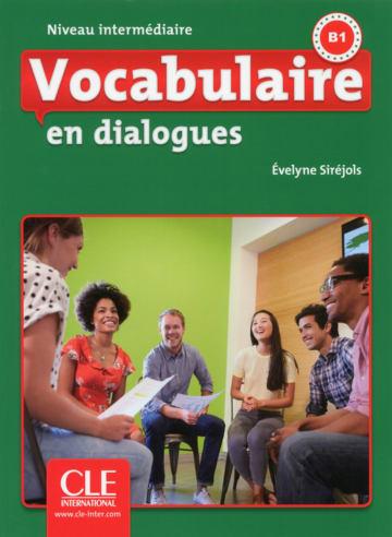 Cover Vocabulaire en dialogues 978-3-12-530026-2 Französisch