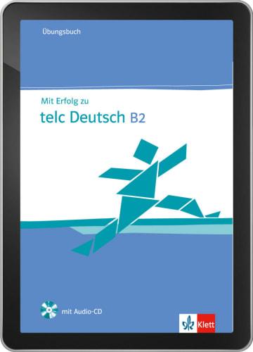 Cover Mit Erfolg zu telc Deutsch B2 - Digitale Ausgabe ohne LMS NP00867680801 Deutsch als Fremdsprache (DaF)