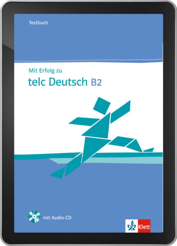 Cover Mit Erfolg zu telc Deutsch B2 - Digitale Ausgabe ohne LMS NP00867680901 Deutsch als Fremdsprache (DaF)