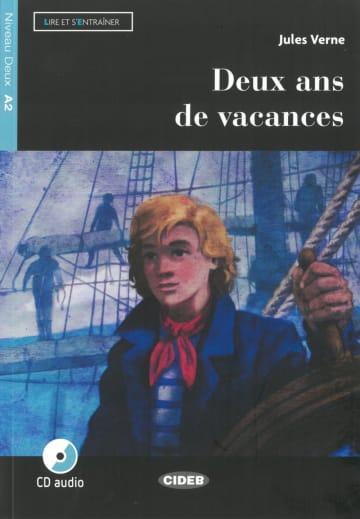 Cover Deux ans de vacances 978-3-12-500303-3 Französisch