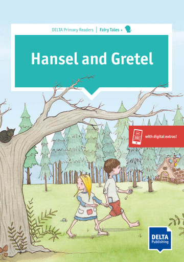 Cover Hansel and Gretel 978-3-12-501105-2 Sarah Ali Englisch