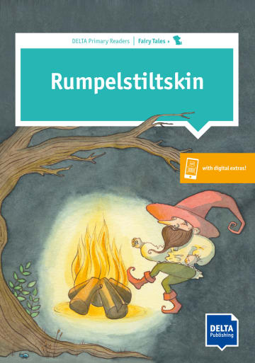 Cover Rumpelstiltskin 978-3-12-501107-6 Sarah Ali Englisch
