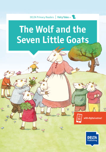 Cover The Wolf and the Seven Little Goats 978-3-12-501109-0 Sarah Ali Englisch
