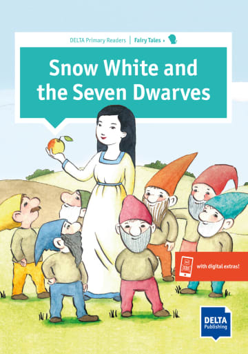 Cover Snow White and the Seven Dwarves 978-3-12-501103-8 Sarah Ali Englisch
