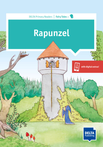 Cover Rapunzel 978-3-12-501106-9 Sarah Ali Englisch