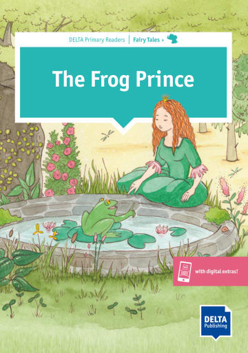 Cover The Frog Prince 978-3-12-501104-5 Sarah Ali Englisch