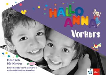 Cover Hallo Anna neu 978-3-12-600073-4 Deutsch als Fremdsprache (DaF),Deutsch als Zweitsprache (DaZ)