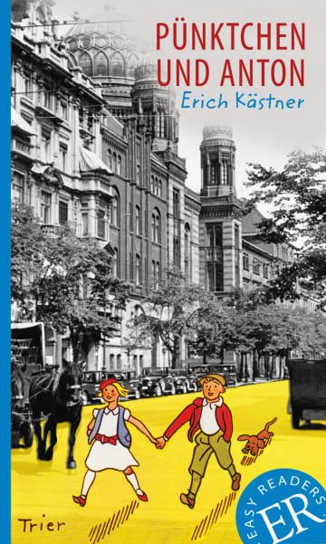 Cover Pünktchen und Anton 978-3-12-675841-3 Erich Kästner Deutsch als Fremdsprache (DaF),Deutsch
