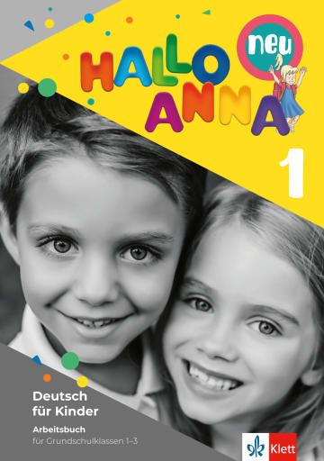 Cover Hallo Anna 1 neu 978-3-12-600060-4 Deutsch als Fremdsprache (DaF),Deutsch als Zweitsprache (DaZ)