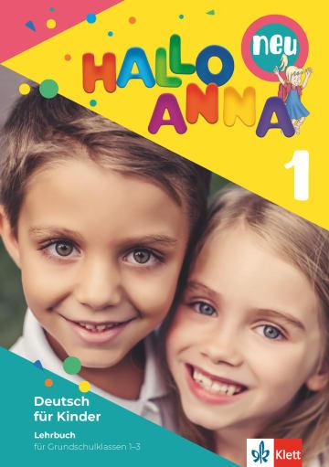 Cover Hallo Anna 1 neu 978-3-12-600059-8 Deutsch als Fremdsprache (DaF),Deutsch als Zweitsprache (DaZ)