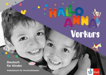 Cover Hallo Anna neu - Vorkurs 978-3-12-600072-7 Deutsch als Fremdsprache (DaF),Deutsch als Zweitsprache (DaZ)