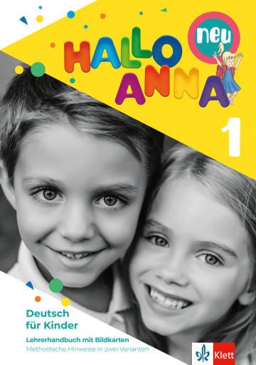 Cover Hallo Anna 1 neu 978-3-12-600061-1 Deutsch als Fremdsprache (DaF),Deutsch als Zweitsprache (DaZ)