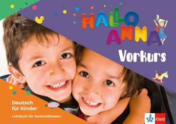 Cover Hallo Anna neu 978-3-12-600071-0 Deutsch als Fremdsprache (DaF),Deutsch als Zweitsprache (DaZ)