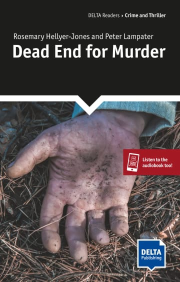 Cover Dead End for Murder 978-3-12-501130-4 Rosemary Hellyer-Jones, Peter Lampater Englisch