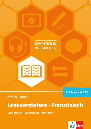 Cover Leseverstehen Französisch 978-3-12-525645-3 Französisch
