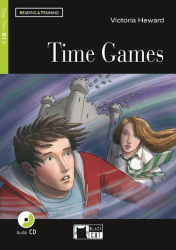 Cover Time Games 978-3-12-500123-7 Englisch