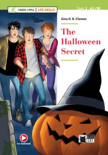Cover The Halloween Secret 978-3-12-500124-4 Gina D. B. Clemen Englisch
